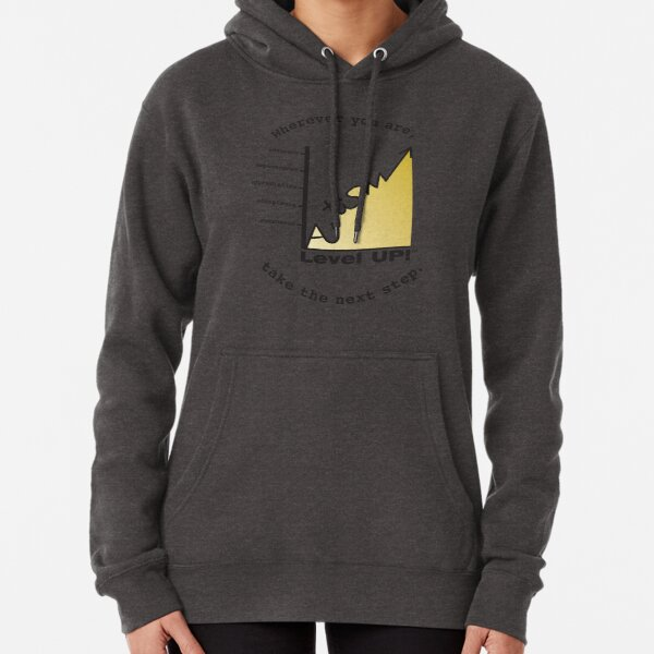 Level UP! Pullover Hoodie