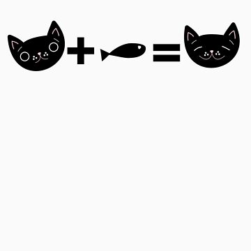 Hungry Cat Equation by MFSdesigns