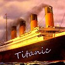 RMS Titanic by ©The Creative  Minds