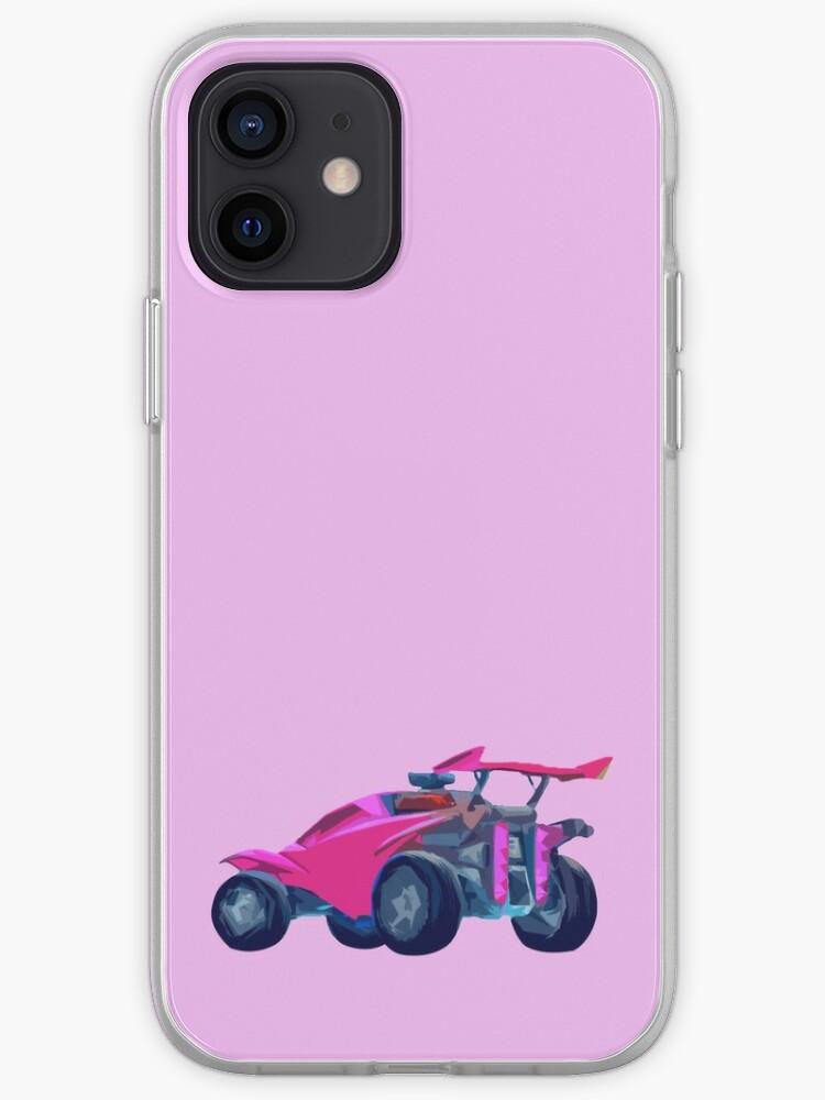 Octane Pink - Rocket League   Coque iPhone