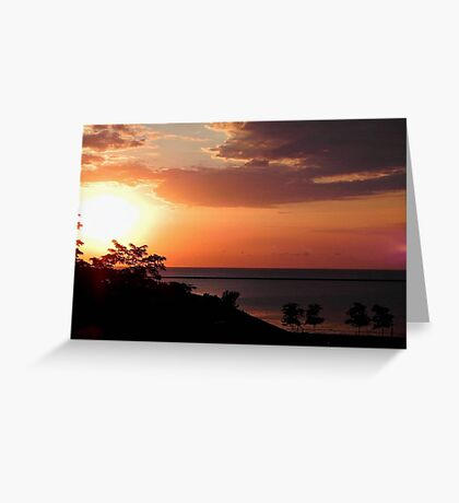Sunrise Beauty © Greeting Card