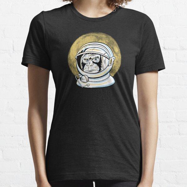 Space Monkey Essential T-Shirt