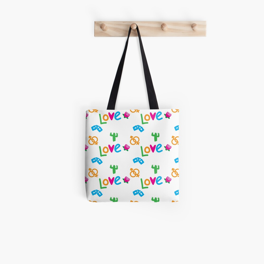 Love color Tote Bag
