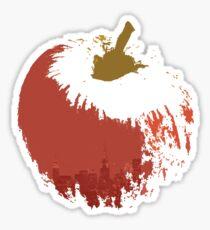 NYC BIG APPLE Sticker