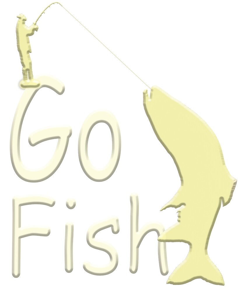 Go Fish - Angling designs by SadSacDesigns