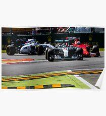 Formula 1 Poster