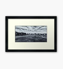 The Rhone Framed Print