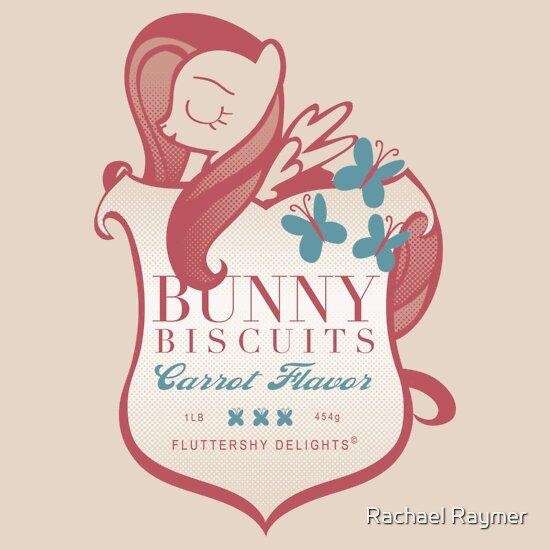 TShirtGifter presents: Fluttershy's Bunny Biscuits