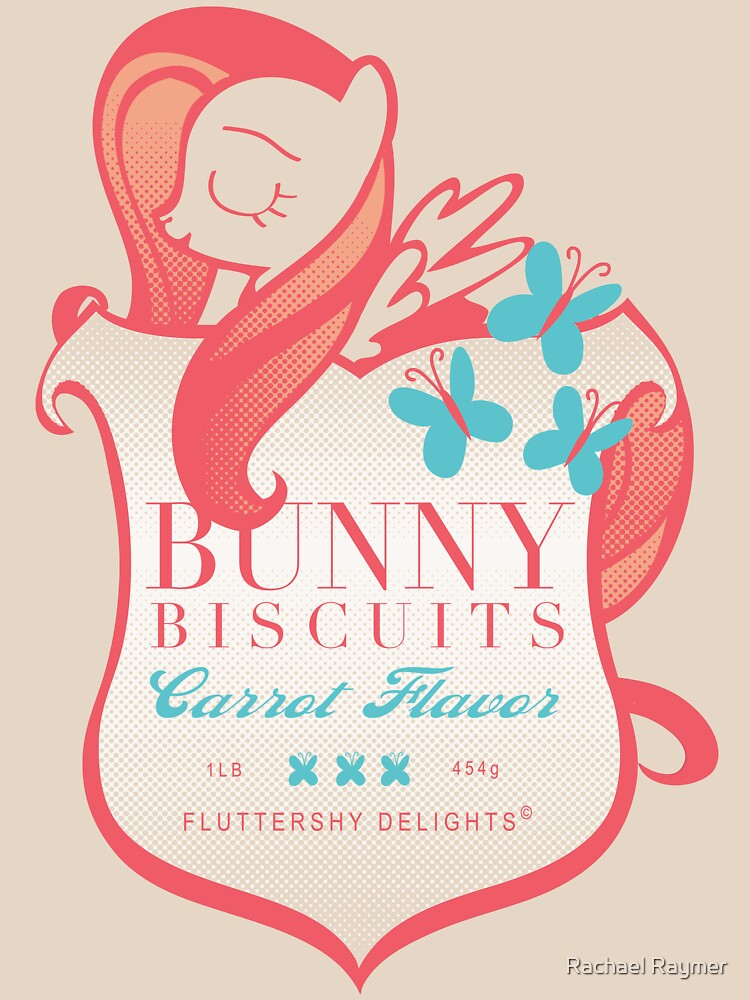Fluttershy's Bunny Biscuits by dfragrance