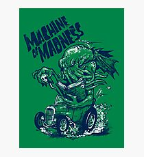 Machine of Madness Photographic Print