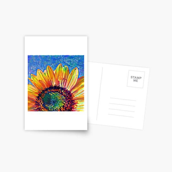 Solar eyelashes Postcard