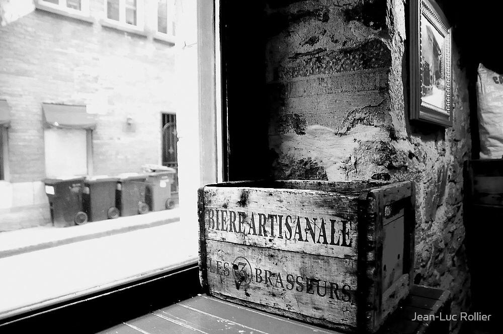 Montréal - Bière artisanale. by Jean-Luc Rollier