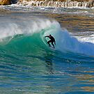 Tucking In At Bronte by Mick Duck