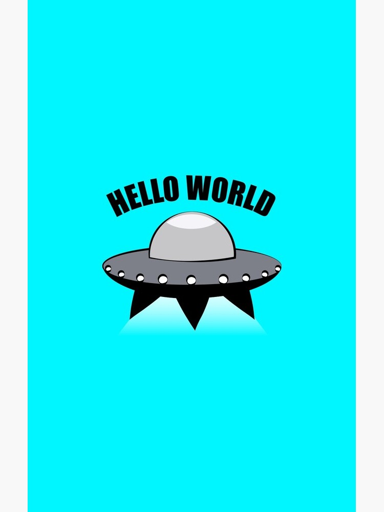 Hello World by AYHANCELIK