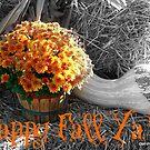 Happy Fall Ya'll by Mechelep