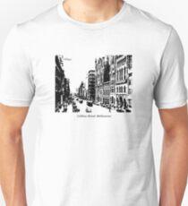 Collins Street Melbourne Unisex T-Shirt