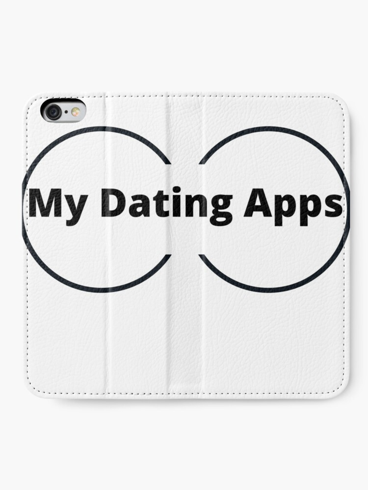 Alternate view of MY DATING APPS for women iPhone Wallet