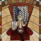 III The Empress - Christa Renz by legendaryarmor