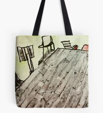 the deck Tote Bag