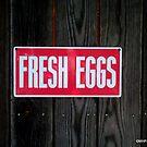 Fresh Eggs by Mechelep