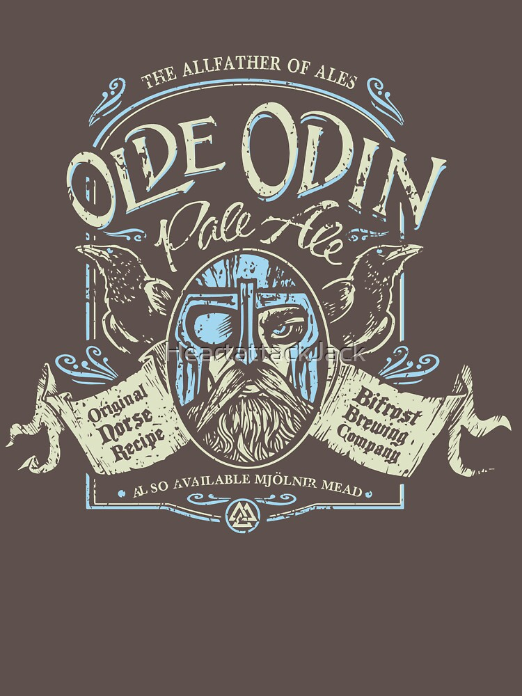 Olde Odin Pale Ale | Unisex T-Shirt