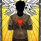 OFF - Angel on High by legendaryarmor