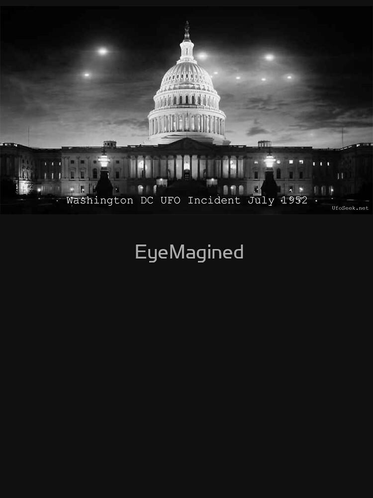 Washington DC UFO Flap by EyeMagined