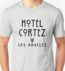 HOTEL CORTEZ  Los Angeles Unisex T-Shirt