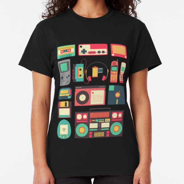 RETRO TECHNOLOGY 1.0 Classic T-Shirt