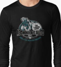 Abominable Auto Long Sleeve T-Shirt