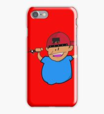 Kid Tagger iPhone Case/Skin