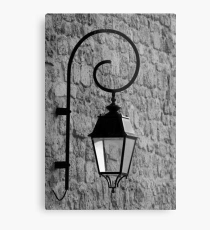 Street Light - France Metal Print