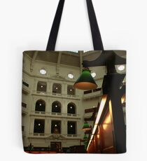 Reading Room Tote Bag