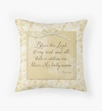 Bless the Lord Lyrics Gifts & Merchandise | Redbubble