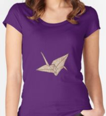 Crane Women's Fitted Scoop T-Shirt