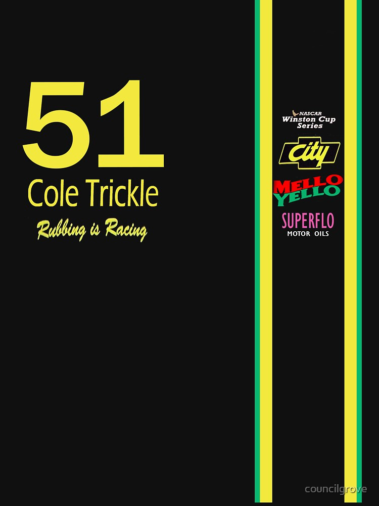 TShirtGifter presents: Cole Trickle Days of Thunder Rubbin is racin | Unisex T-Shirt