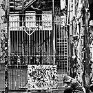 Caged by Ruben D. Mascaro