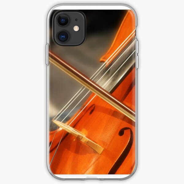 Kate's Cello iPhone Soft Case