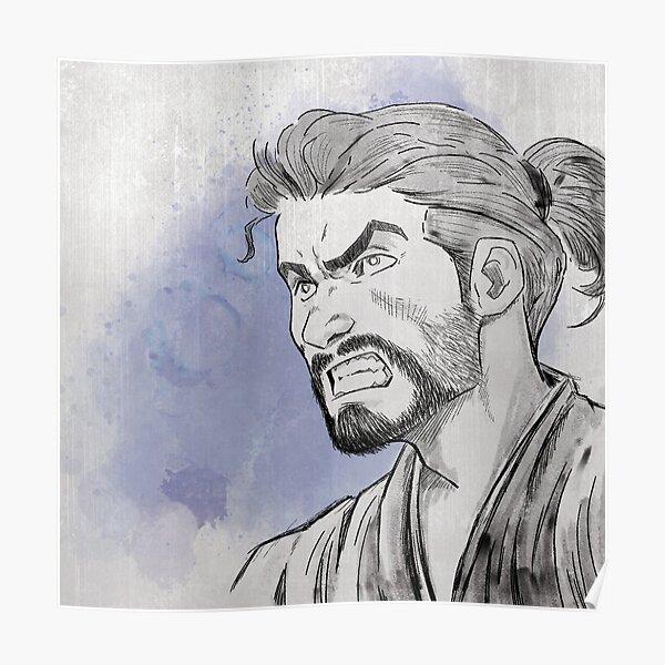 Lost Rōnin Poster