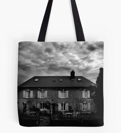 Stormy Skies Tote Bag