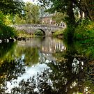 """Bridge over the river Clun"" by Bradley Shawn  Rabon"