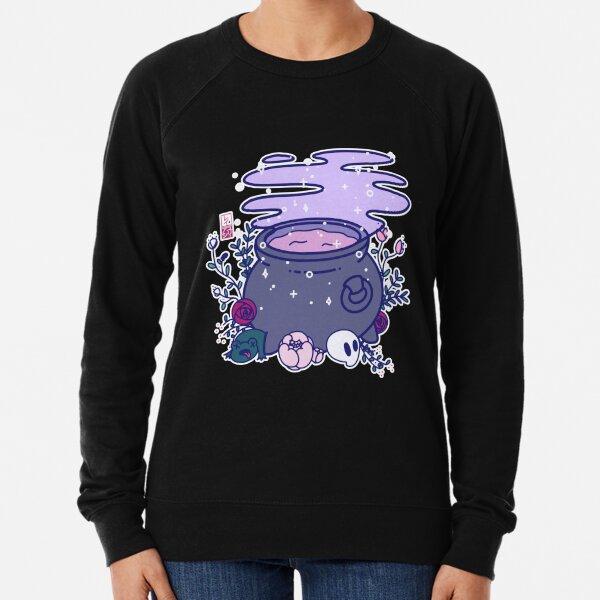 Kawaii Cauldron Lightweight Sweatshirt