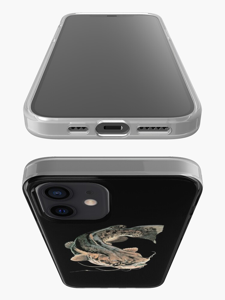 Alternate view of Flathead Catfish Fishing iPhone Case & Cover