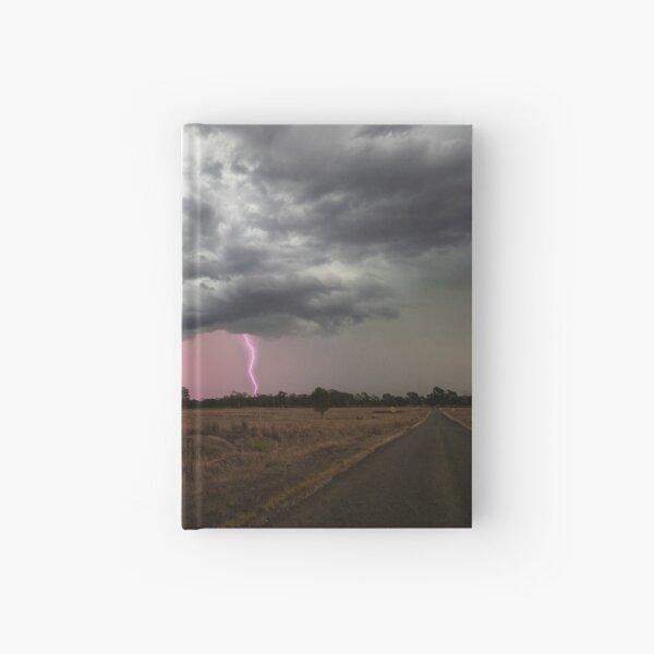 Thursday Storm Hardcover Journal