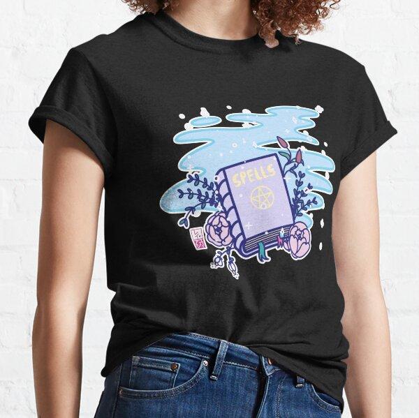 Kawaii Spell Book Classic T-Shirt