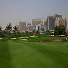 Emirate Golf Club, Dubai by Helen Shippey