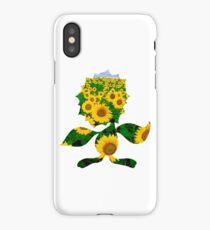 Sunflora used solar beam iPhone Case