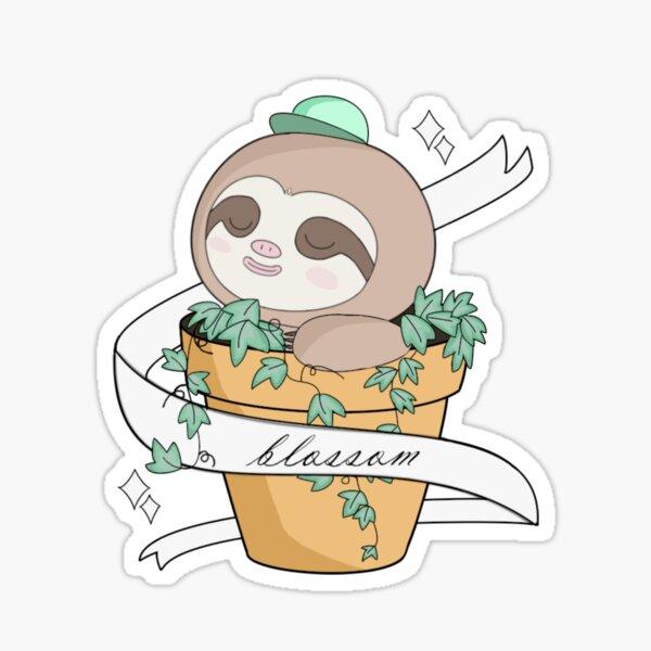 Leif Animal Crossing New Horizons Sticker