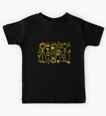Children yellow graphic design Kids Clothes