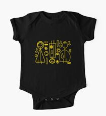 Children yellow graphic design Kids Clothes